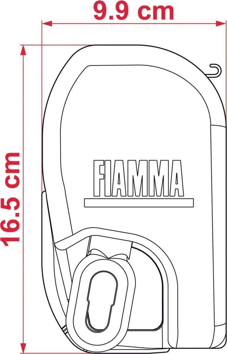 Fiamma Markise F 45 Ti L Nge 5 50 M Fb Sahara Pw Ebay