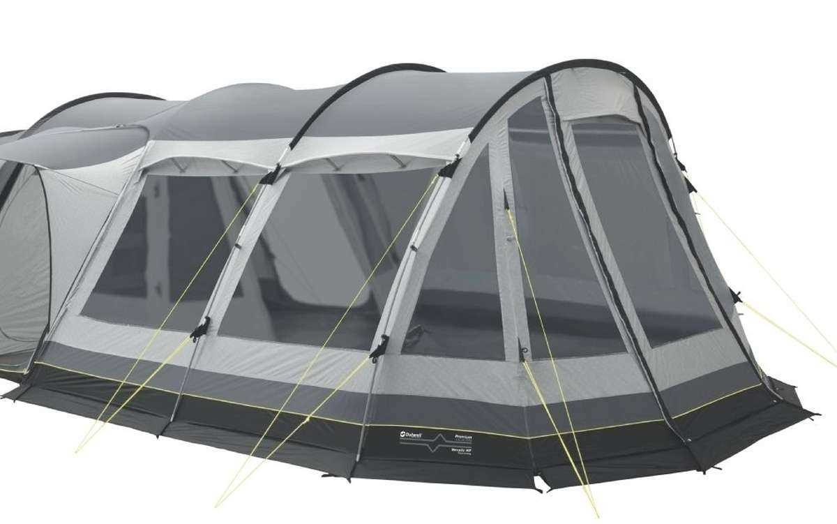 Outwell Nevada Mp Front Awning F R Ferienzelt Leicht